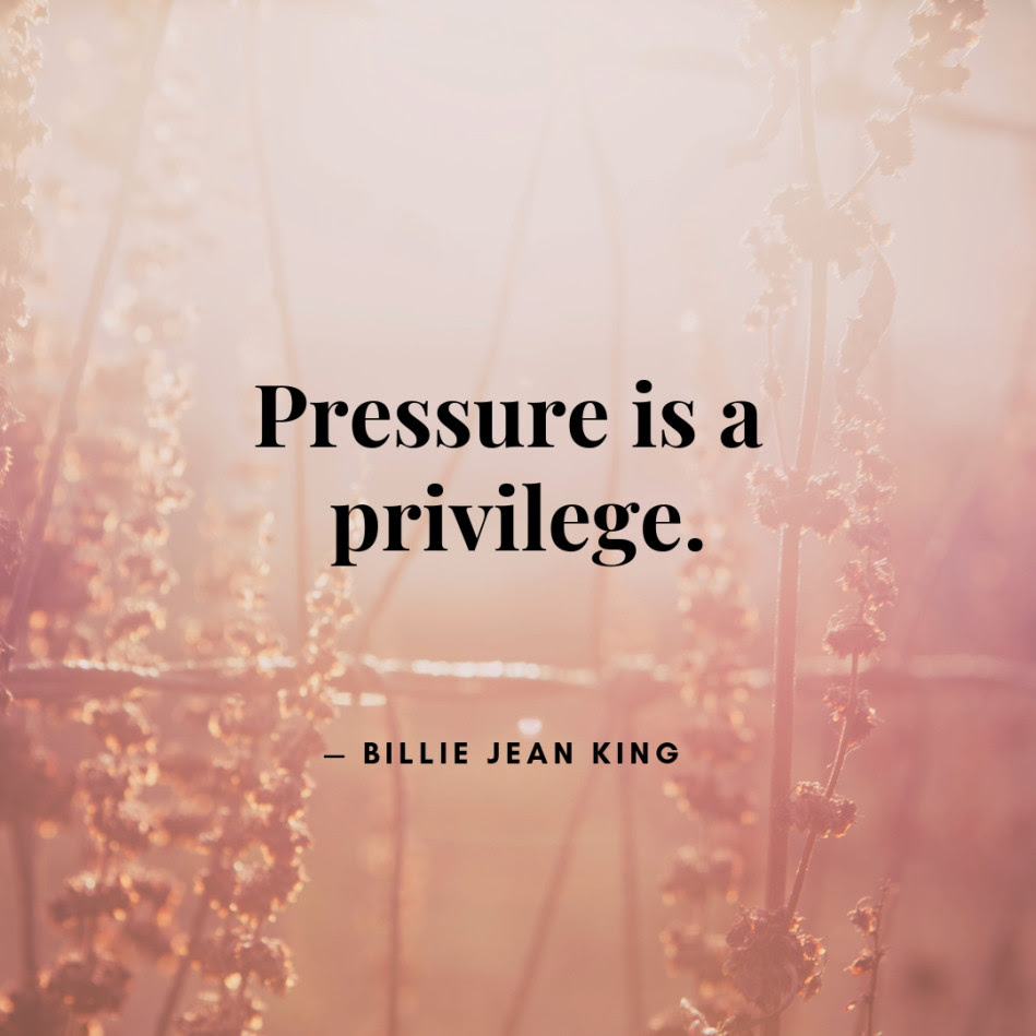 Billie Jean King Quote About Success