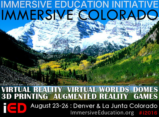 IMMERSIVE COLORADO : Immersive Education Initiative, the World's Leading Experts in Immersion and Immersive Technology