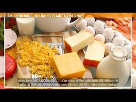 Những thực phẩm tăng cân tự nhiên dành cho người Gầy