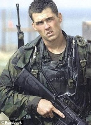 Marcus Luttrell (November 7, 1975)