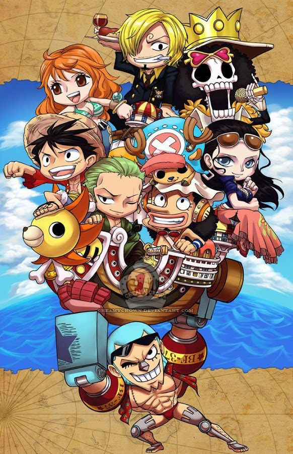 Download 3000+ Wallpaper Android Luffy