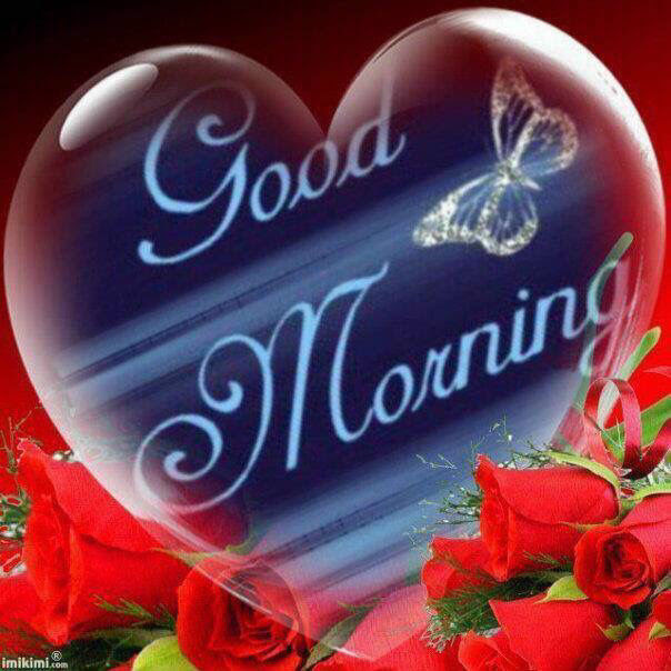 Good Morning Roses And Hearts Pictures Photos And Images For