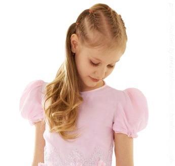 7cb596a4b629c عالم الزين  اجمل تسريحات شعر للاطفال للمناسبات 2015