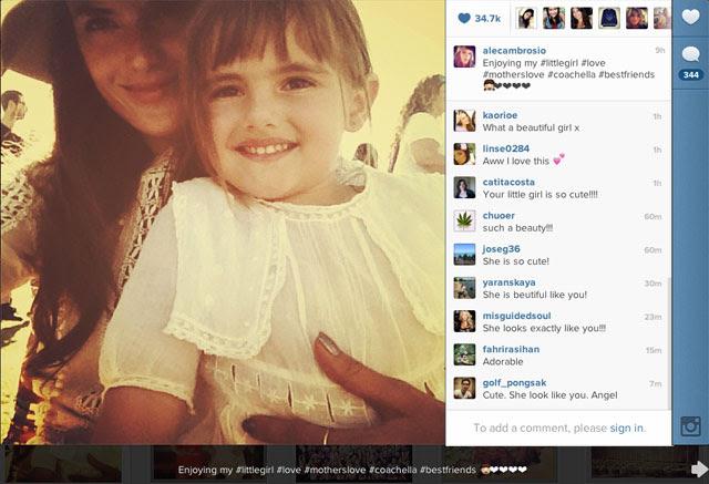 Cute Celebrity Babies On Instagram Abc News