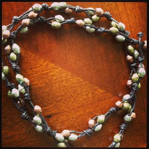 Necklace from Ethiopia #entotobethartisan