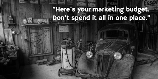 How to: Set your marketing budget (backwards)