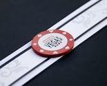 Deposit - Vegas Poker Chip Wedding Invitation (Pocket Fold)