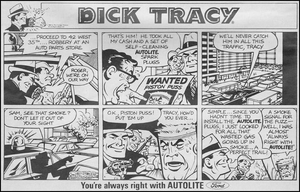 AUTO-LITE SPARK PLUGS LIFE 03/04/1966 p. 15
