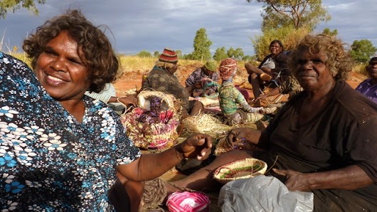 The Tjanpi Desert Weavers show us that traditional craft is art