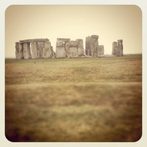 Stonehenge from my iPhone