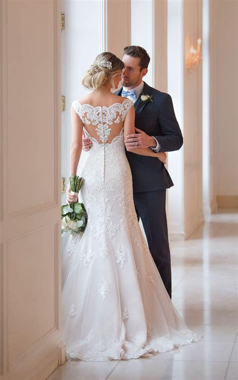Princess Plus Size Wedding Dress   Stella York