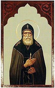 Saint Pimene de Kiev († 1110)