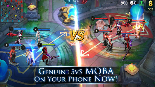 Moba Game : Mobile Legends: Bang – Bang Review