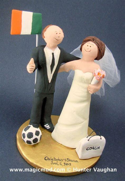 Irish Wedding Cake Toppers   Wedding and Bridal Inspiration