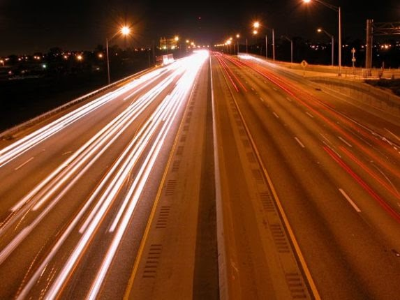 Light Trail Photography Tips