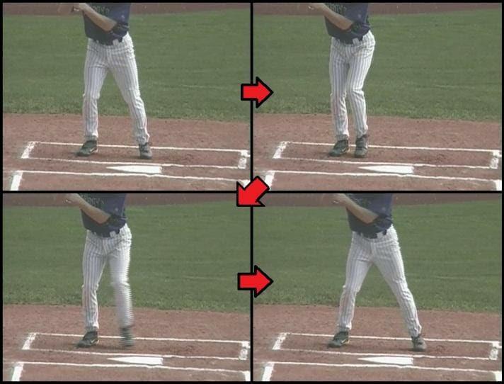 The Mechanics of a Baseball Swing
