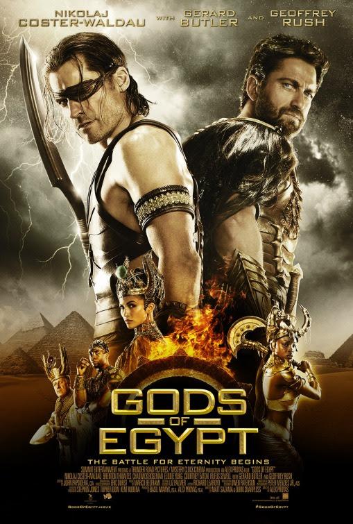 Resultado de imagen de gods of egypt movie