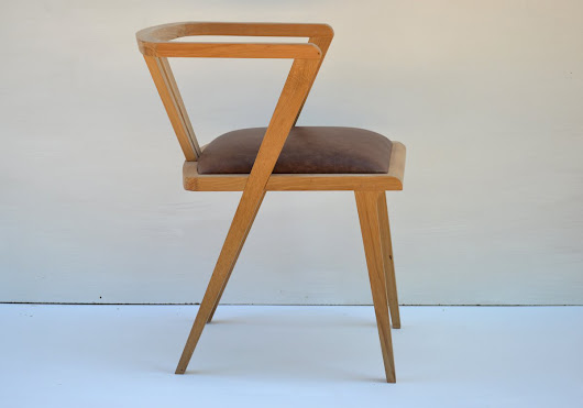 Handmade Oak Dining Chairs | Makers Bespoke Furniture