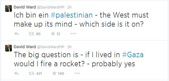 david ward tweets