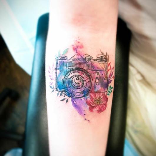 Ideas De Tatuajes En El Brazo Delicados Y Originales Para Mujeres - Ideas-para-tatuajes-originales