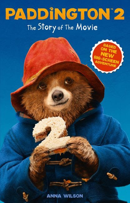 Win Paddington Bear books from the new film with Harper Collins