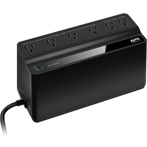 APC Back-UPS BN450M UPS - 255W - 450 VA