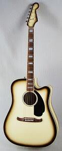 "Fender Acoustics Pro Custom Kingman ""C"" Antigua Burst 【特価】"