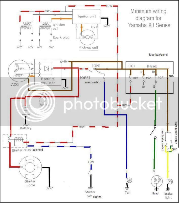 Wiring Diagram Shovelhead Bobber