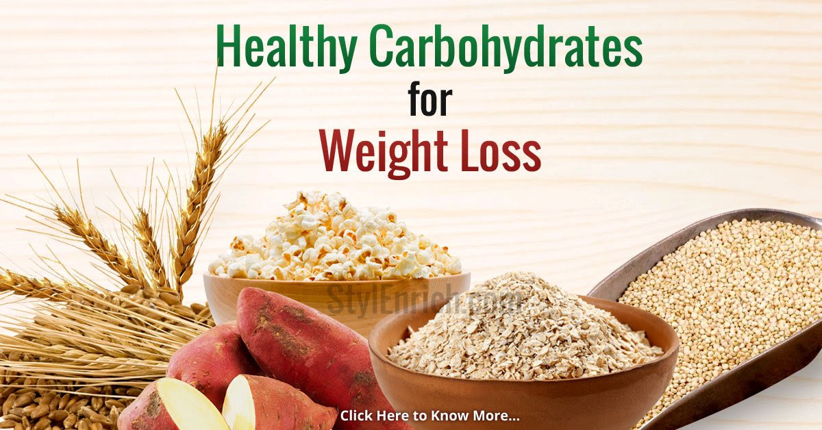 Low Carb Diet : Healthy Carbohydrates for Weight Loss!