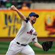Funny Pitch No More as the Knuckleballer R. A. Dickey Is Best in N.L.