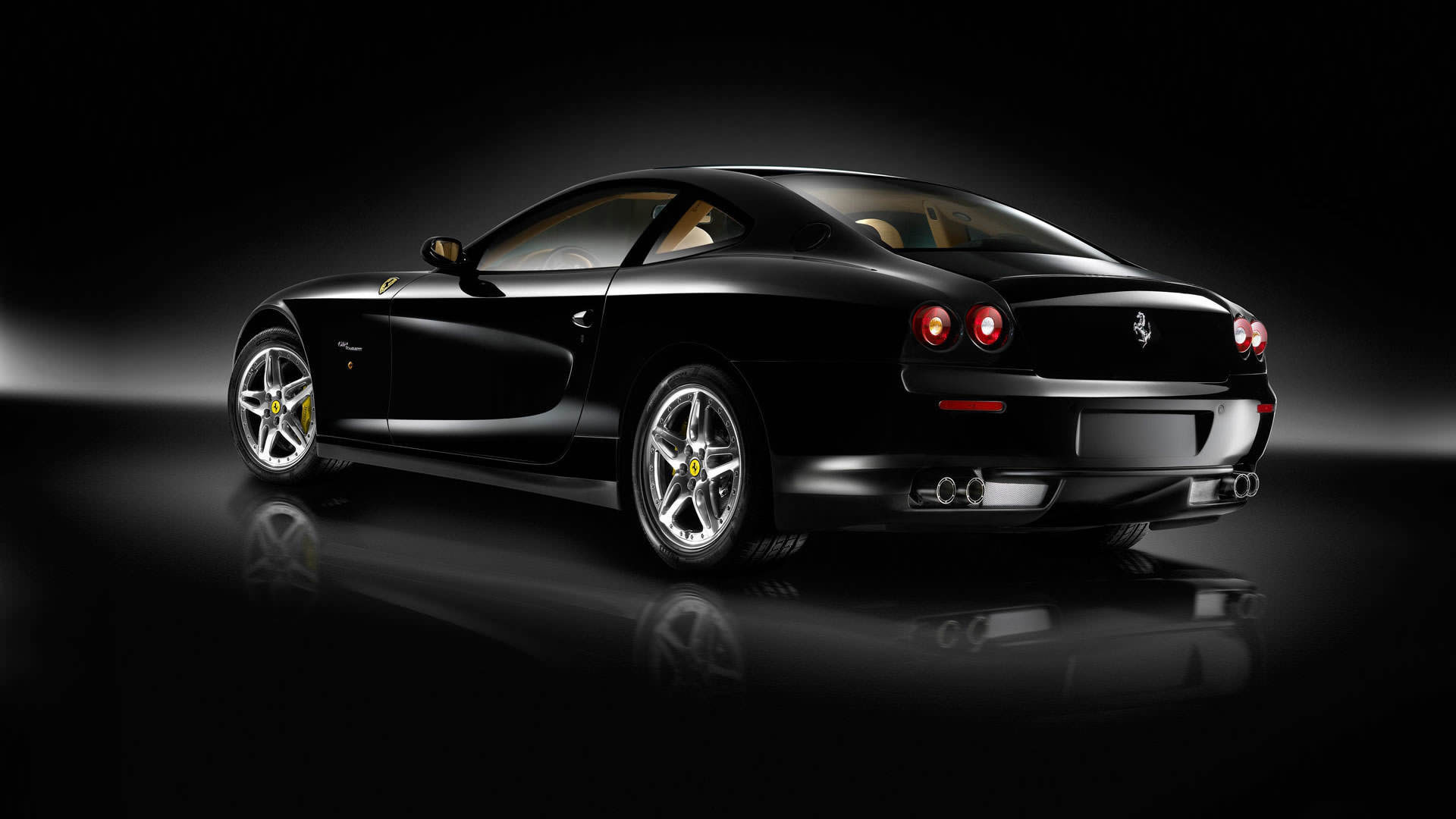 Ferrari Black Wallpaper Cars Wallpaper