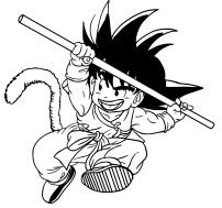 Disegni Di Dragon Ball Da Colorare