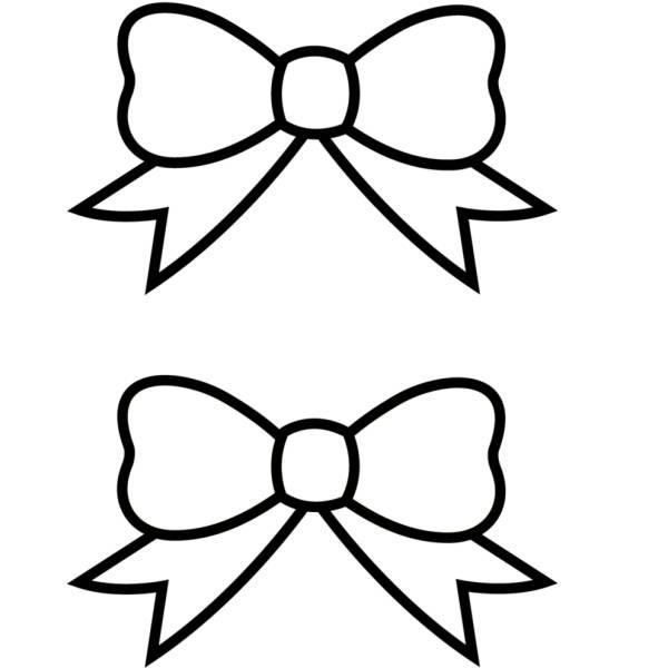Disegno Di Fiocchi Di Natale Da Colorare Per Bambini