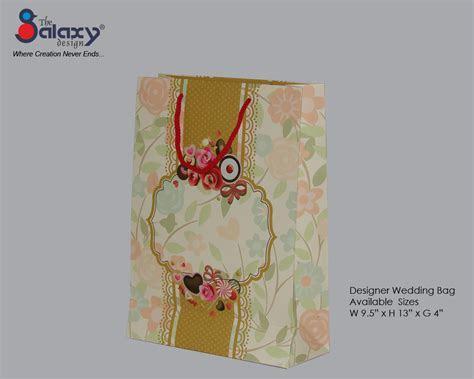 Indian Wedding Paper Bags Manufacturer & Supplier Indian