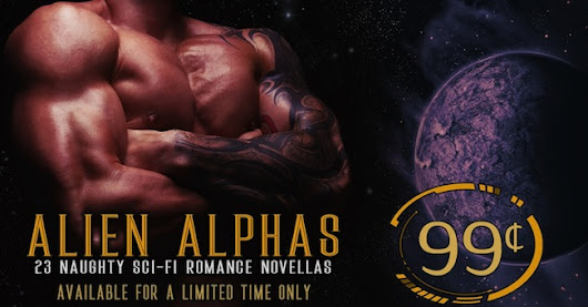 Twenty-Three Naughty Sci-Fi Romance Novellas #BookBlitz: +#INTL #Giveaway with #authors! [Ends 25th Jan 2018]