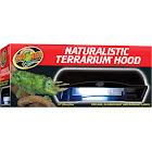 "Zoo Med Naturalistic Terrarium Hood - 12"""