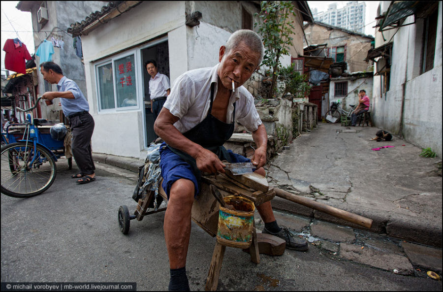 Favelas de Xangai 30