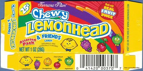 Chewy Lemonhead & Friends - 2008