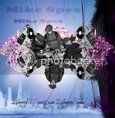 Mike Spex,Chicago,Hip Hop,Shon Roka,Brickheadz