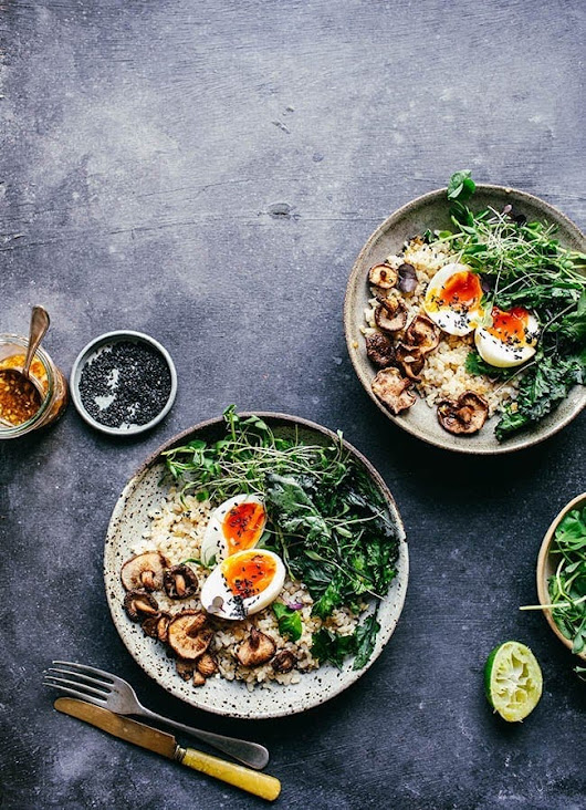 Four Weeknight Egg Dinners - Izy Hossack - Top With Cinnamon
