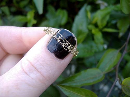 ring (on nail)