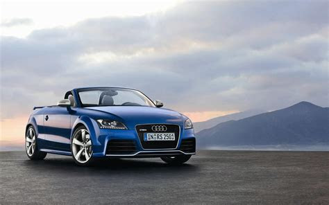 Audi Roadster on Road Car Image HD Wallpapers   New HD Wallpapers