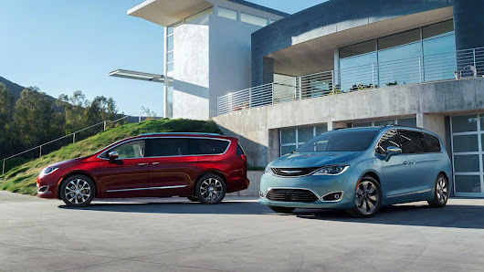 Ron Carter Chrysler Jeep Dodge of League City | 2017 Chrysler Pacifica Hybrid Coming Soon