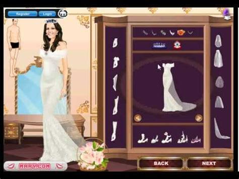 Royal Wedding   Dress Up Games   YouTube