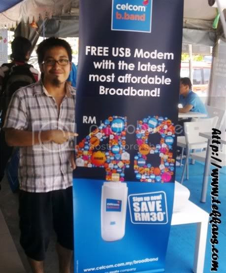Celcom Broadband Surf Anywhere Anytime