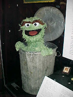 Oscar the Grouch - from Wikipedia.org