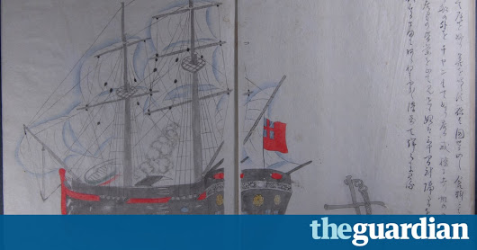 Australian convict pirates in Japan: evidence of 1830 voyage unearthed | Australia news | The Guardian