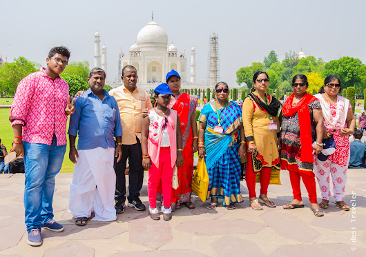 A Special Visit To Taj Mahal With 200 First Time Travelers