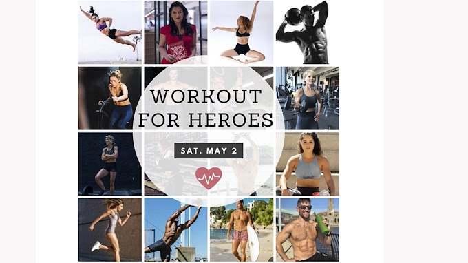 TREND ESSENCE: National Fitness Day: Fundraiser announced to help coronavirus NYC health workers, restaurants