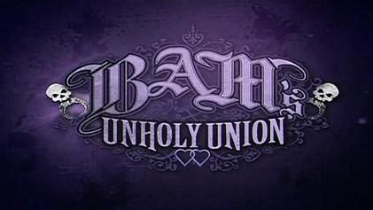 Bam's Unholy Union   Wikipedia